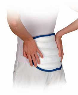 Heat or use of hot packs relax muscle around stiff muscles and helps relieve arthritis pain.