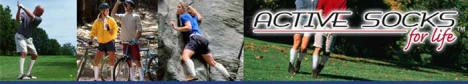 Active Socks for Life from SupportHoseStore.com