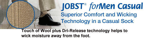Jobst Mens Casual