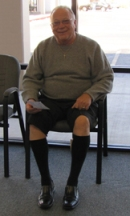 When a patient is fit properly they are very happy that their legs feel so much better