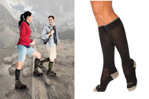 Sigvaris Merino Outdoor Performance Sock