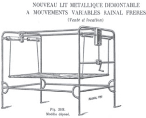 Inclining Bed